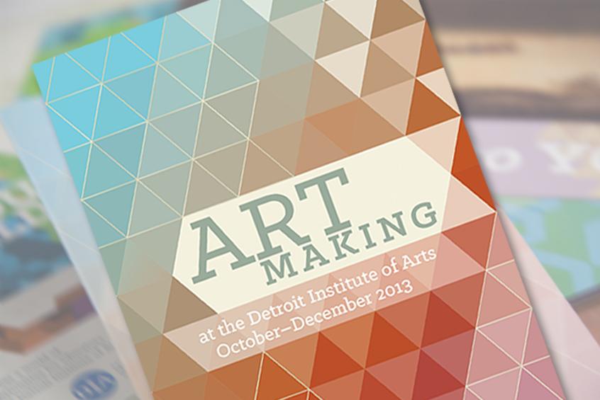 Nonprofit, graphic designer, brochure design