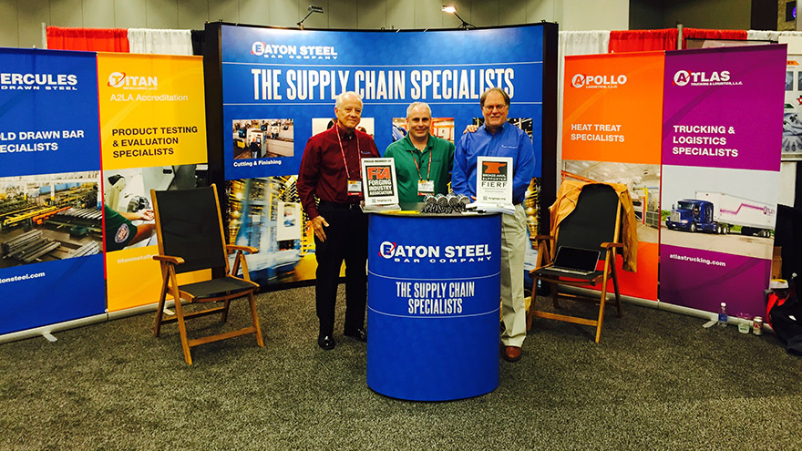Manufacturing Tradeshow Booth
