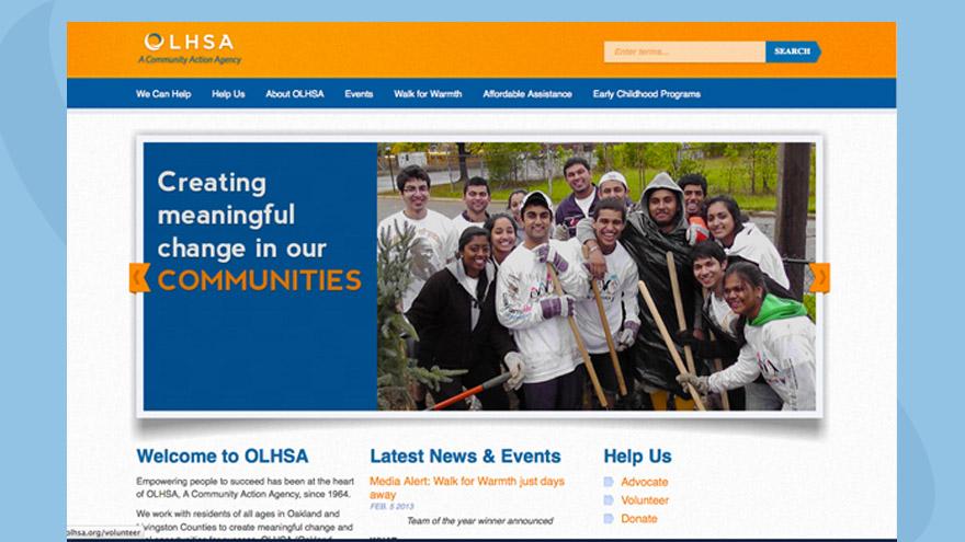 OLHSA Website