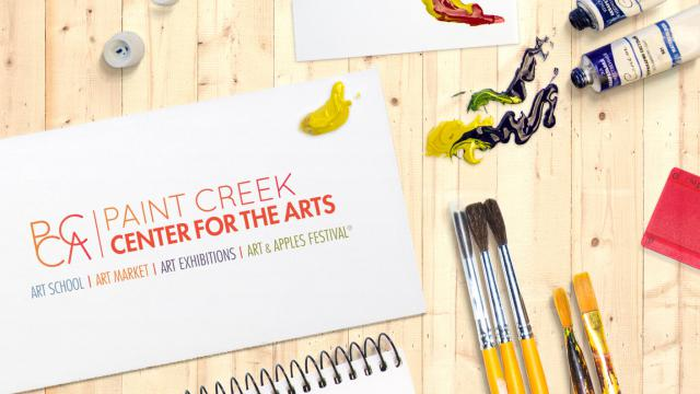 Paint Creek Center for the Arts Logo
