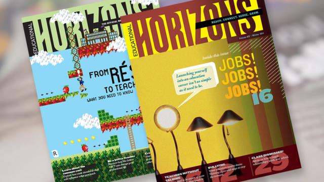 PDK Educational Horizons Magazine